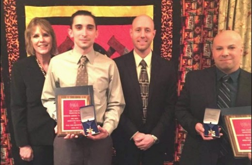 Cuba, NY Police Officers Recognized For Life Saving Actions